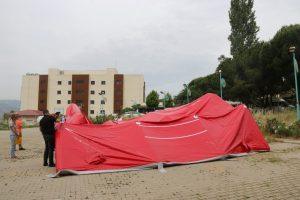 Inflatable Tent2-5